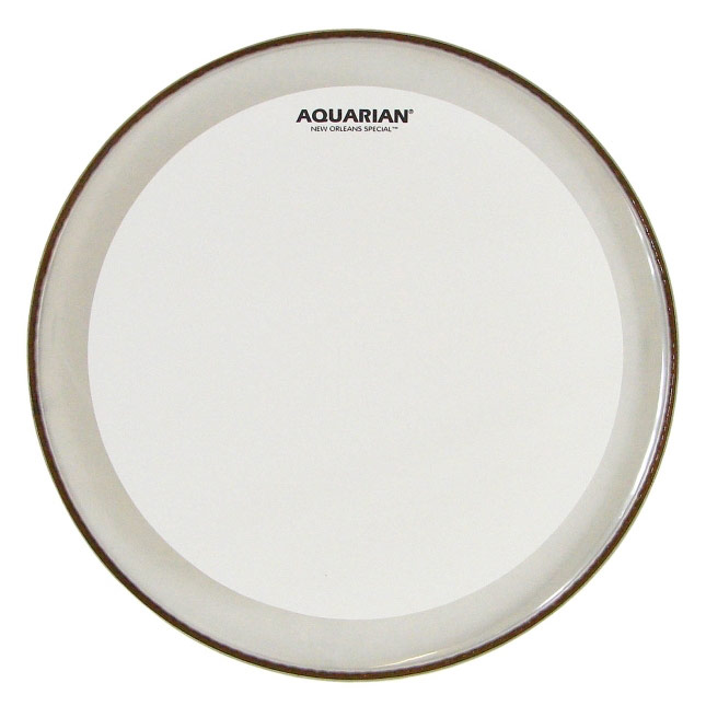 "Aquarian 13"" New Orleans Special Snare Batter Head"