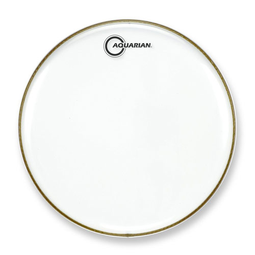 "Aquarian 8"" Super-2 Clear Head"