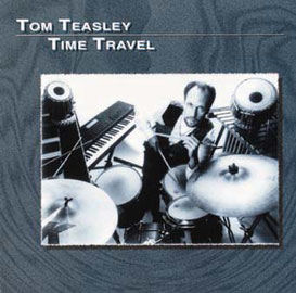"Tom Teasley ""Time Travel"" CD"