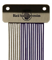 """Black Swamp 14"""" Standard Coated Stainless Steel Cable"""
