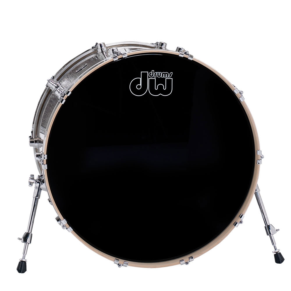 "DW 18"" (Deep) x 22"" (Diameter) Performance Series Bass Drum"