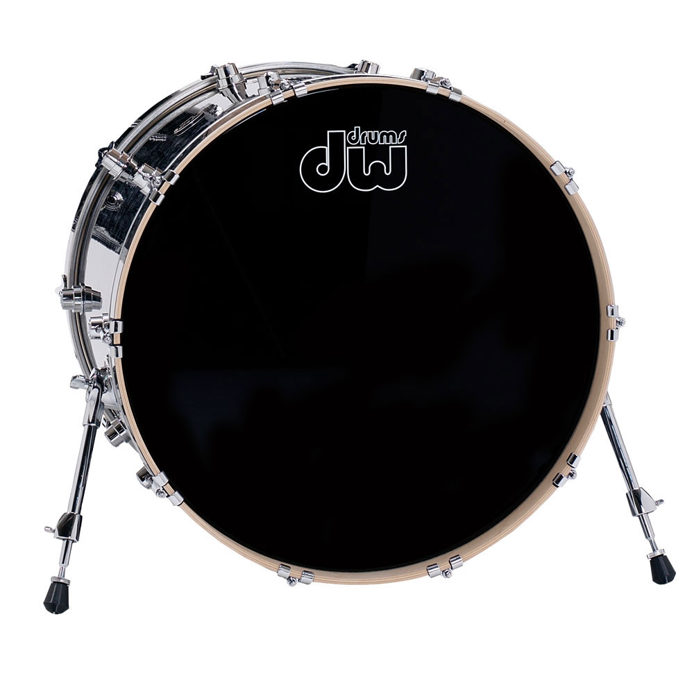 "DW 18"" (Deep) x 24"" (Diameter) Performance Series Bass Drum"