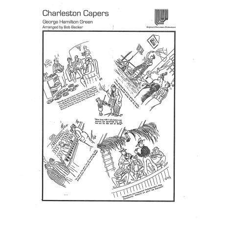 Charleston Capers by George Hamilton Green arr. Bob Becker