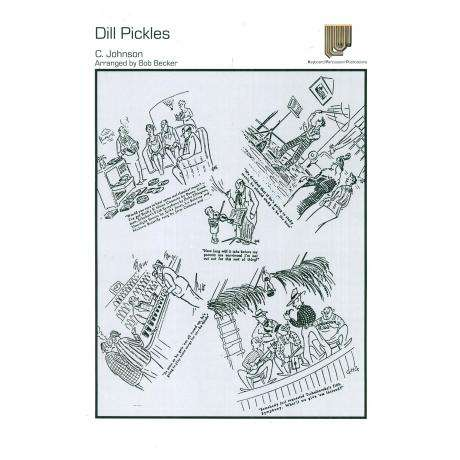 Dill Pickles by C. Johnson arr. Bob Becker