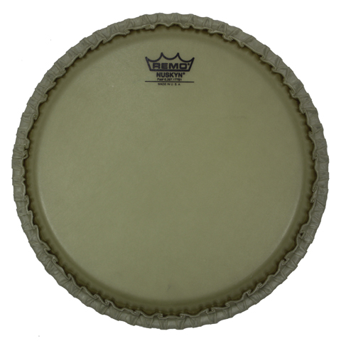 "Remo 11.75"" Tucked Nuskyn Conga Drum Head"