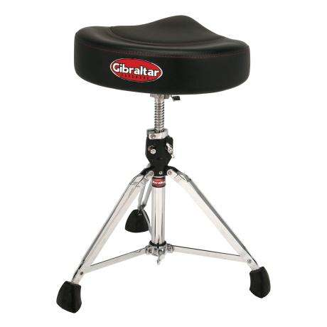 Gibraltar 2-Tone Compact Saddle Seat Throne