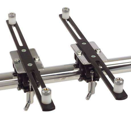 Gibraltar Electronic Mounting Arms with Clamps - 2