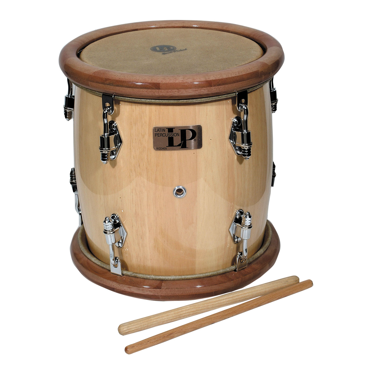 LP Tambora with Wood Rim