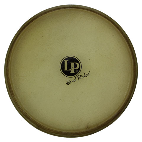 "LP 9.75"" Galaxy Tri-Center Synthetic Conga Drum Head"