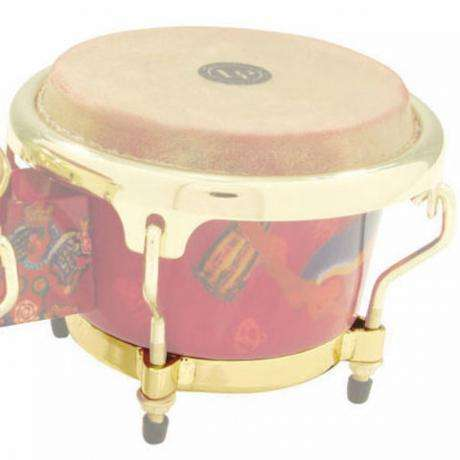LP Mini Bongo Bottom, Small, Gold