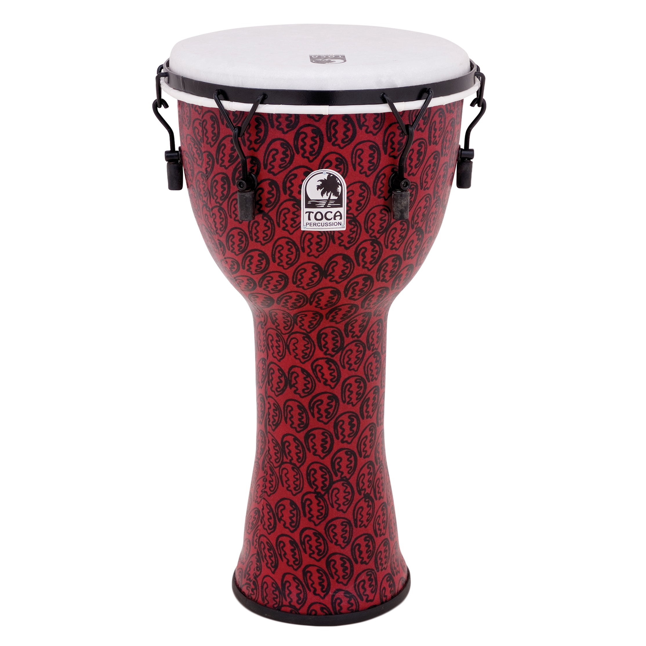 "Toca 12"" Freestyle II Mechanically-Tuned Djembe"