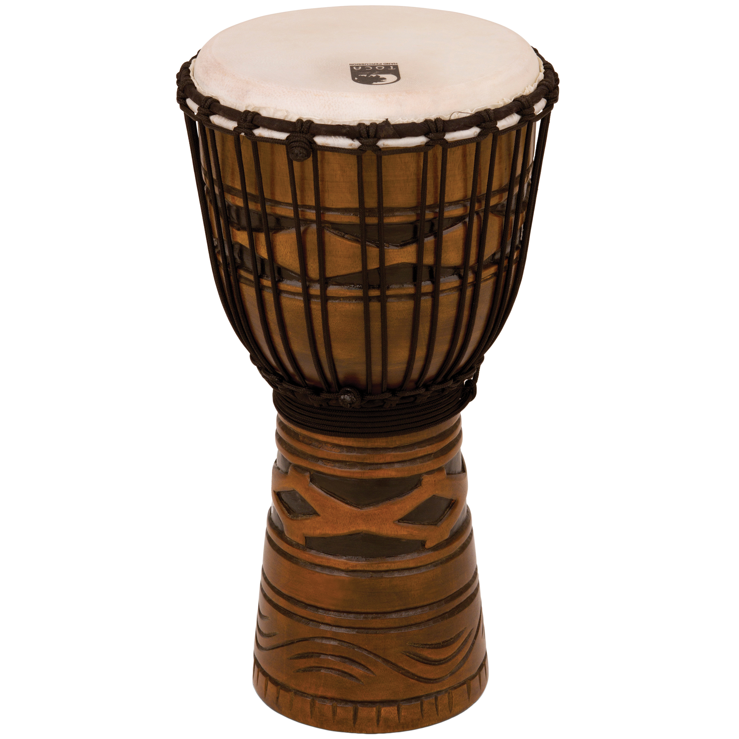 "Toca 12"" Origins Wood Djembe"