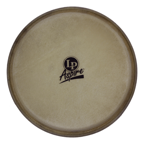 "LP 8"" Aspire Rawhide Bongo Drum Head"