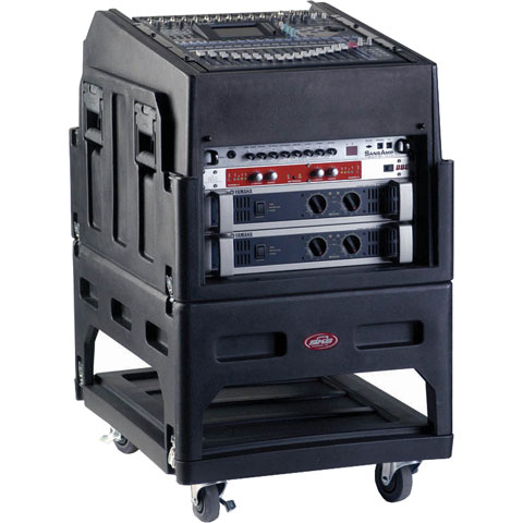 SKB Mighty Gig Rig Mixer Rack Case