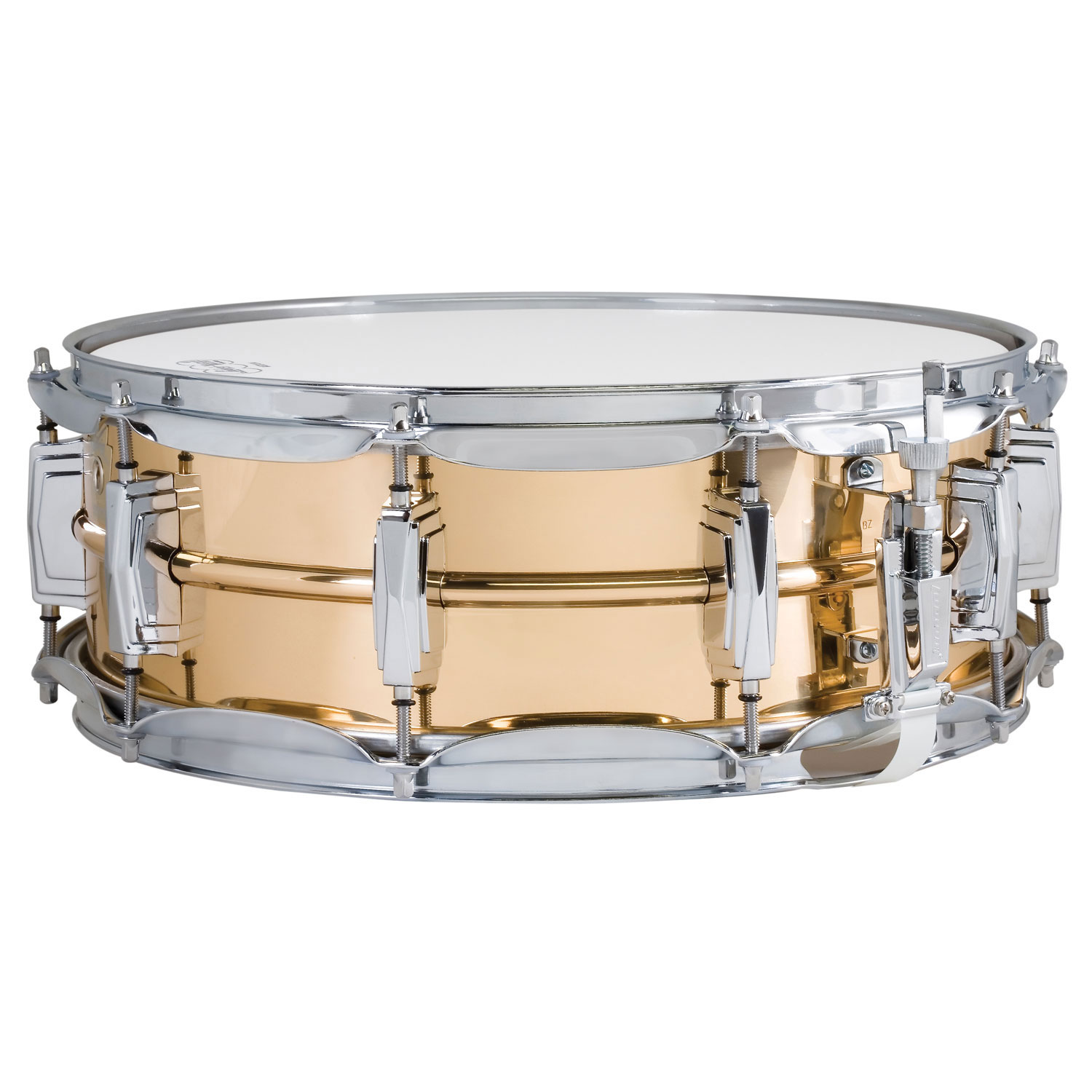 "Ludwig 5"" x 14"" Bronze Snare Drum"