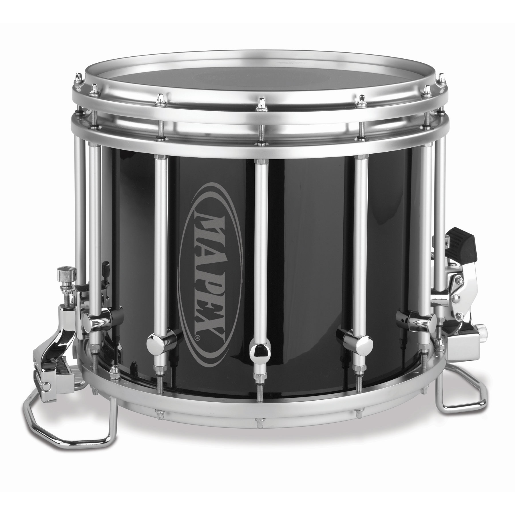 mapex 14 x 10 quantum agility marching snare drum qax1410s. Black Bedroom Furniture Sets. Home Design Ideas