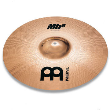 "Meinl 20"" Mb8 Medium Ride Cymbal"