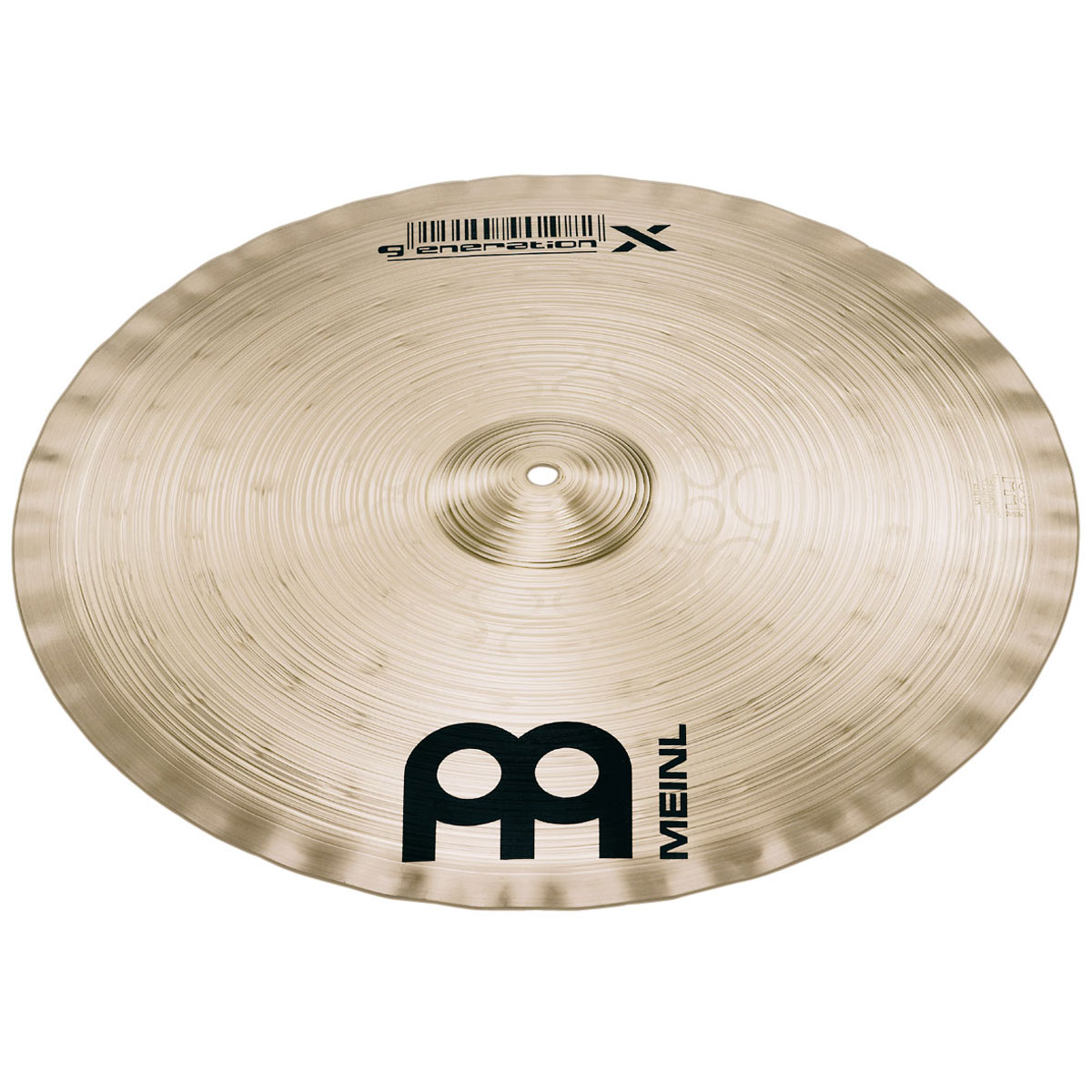 "Meinl 17"" Generation X Kompressor Crash Cymbal"