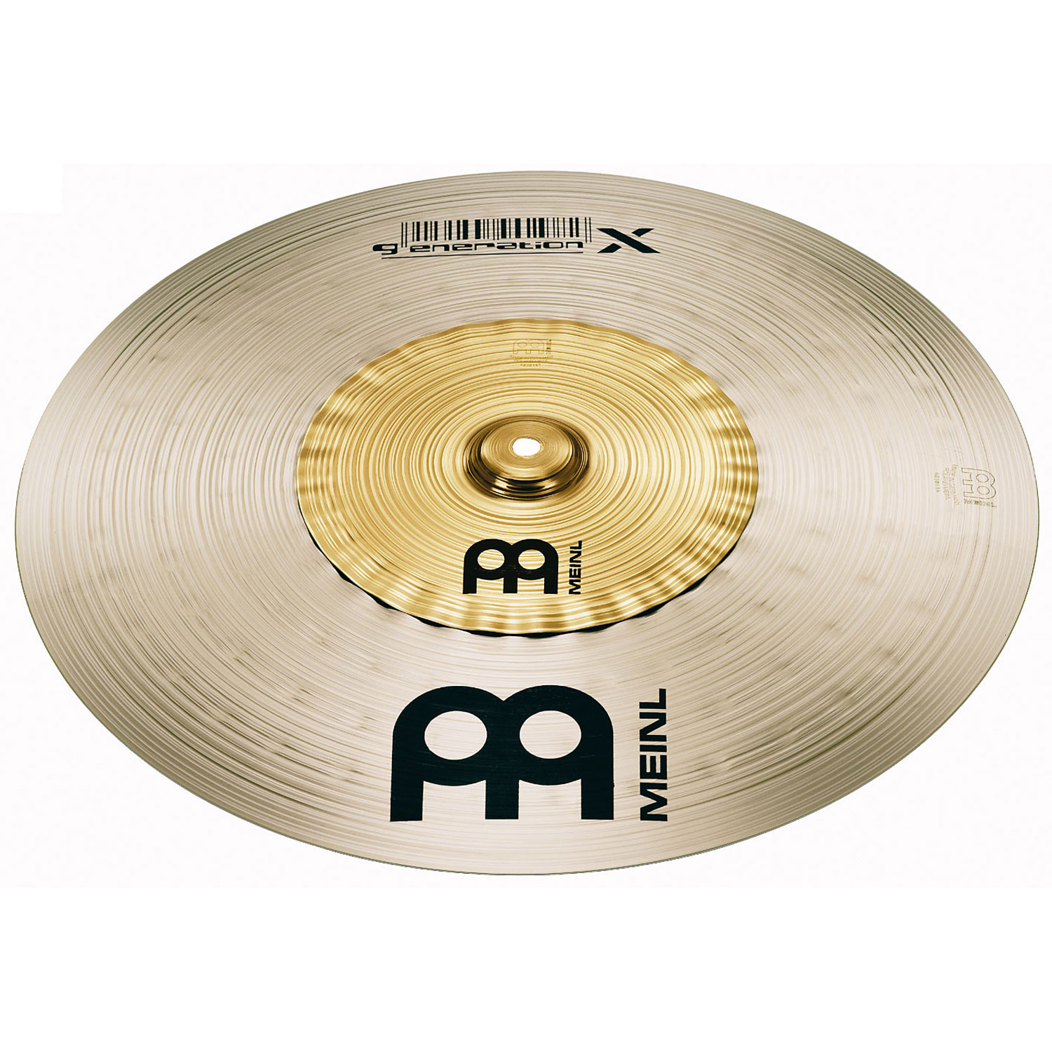 "Meinl 18"" Generation X Safari Ride Cymbal"