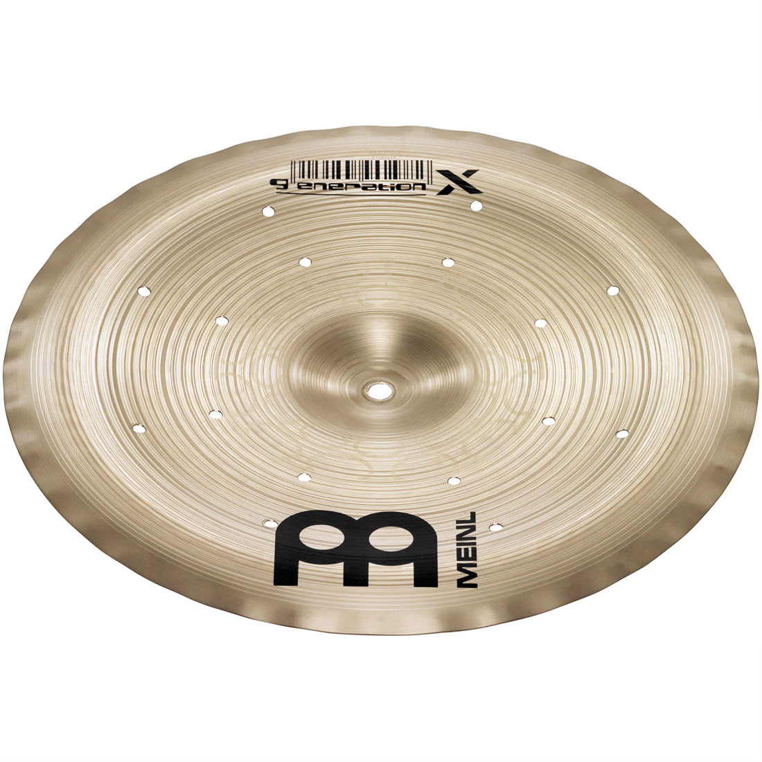 "Meinl 8"" Generation X Filter China Cymbal"