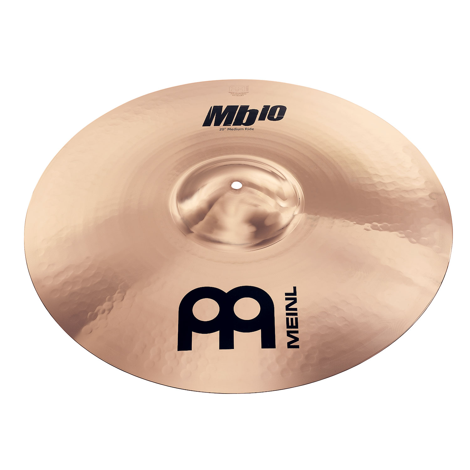 "Meinl 22"" Mb10 Heavy Ride Cymbal"
