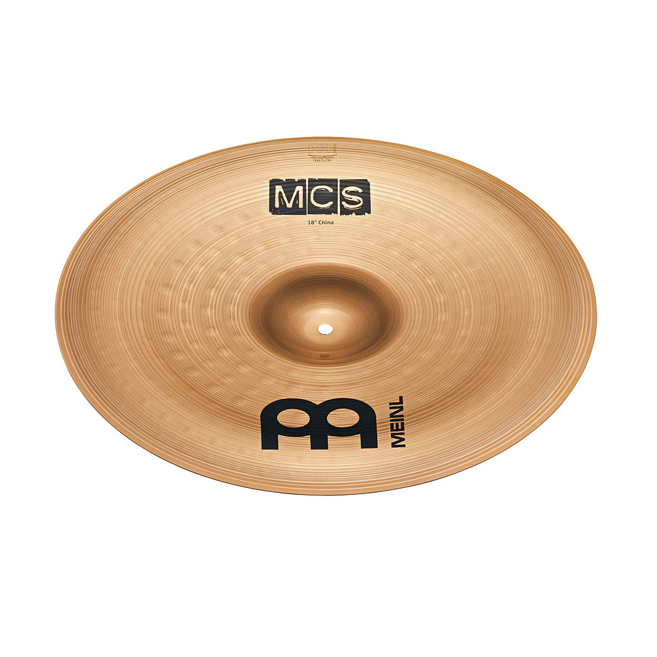 "Meinl 18"" MCS China Cymbal"