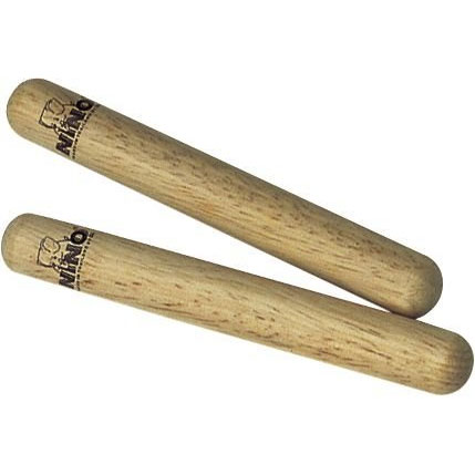Meinl Nino Small Wood Claves
