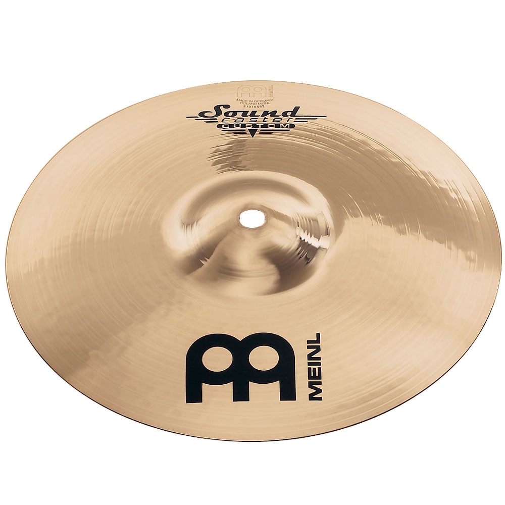 "Meinl 12"" Soundcaster Custom Splash Cymbal"
