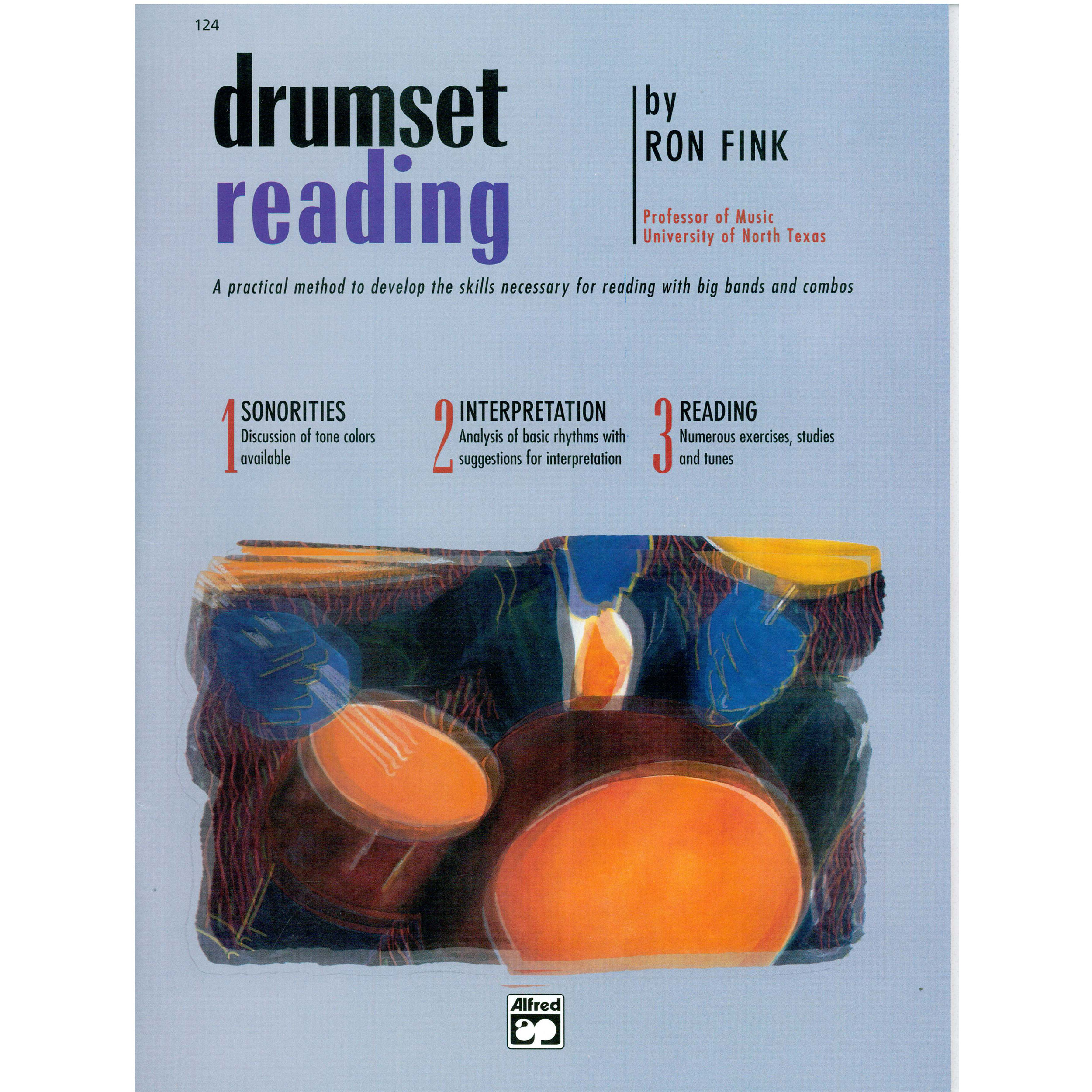 Drumset Reading by Ron Fink