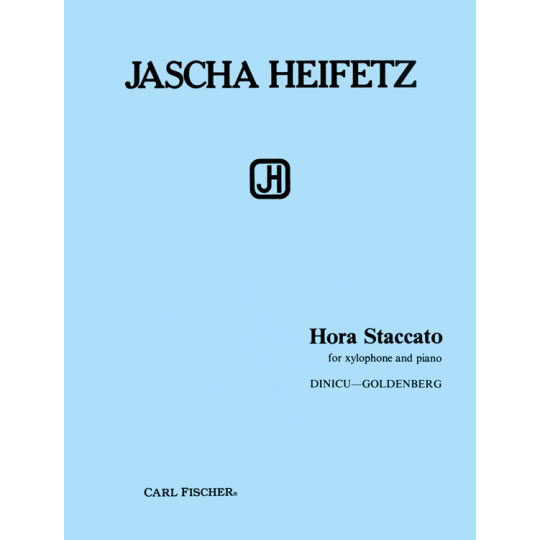 Hora Staccato by Dinicu/Heifetz arr. Goldenberg