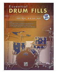 Essential Drum Fills by Peter Erskine