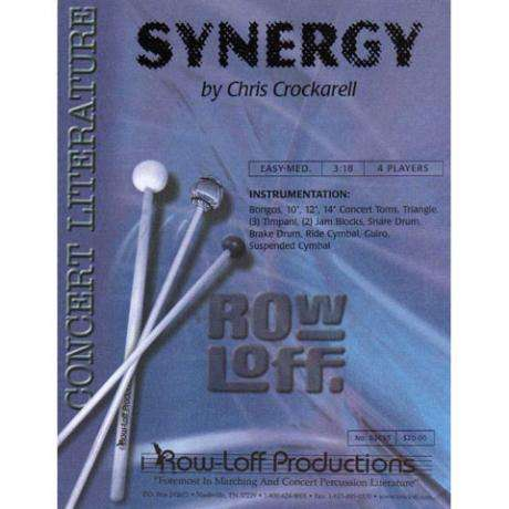 Synergy by Chris Crockarell