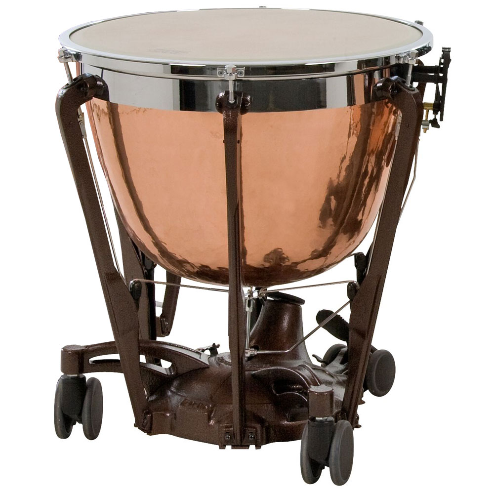"Adams 26"" Professional Gen II Hammered Cambered Copper Timpani"