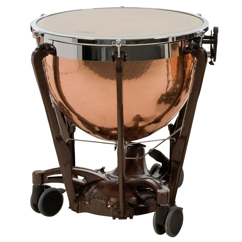"Adams 20"" Professional Gen II Hammered Copper Timpani"