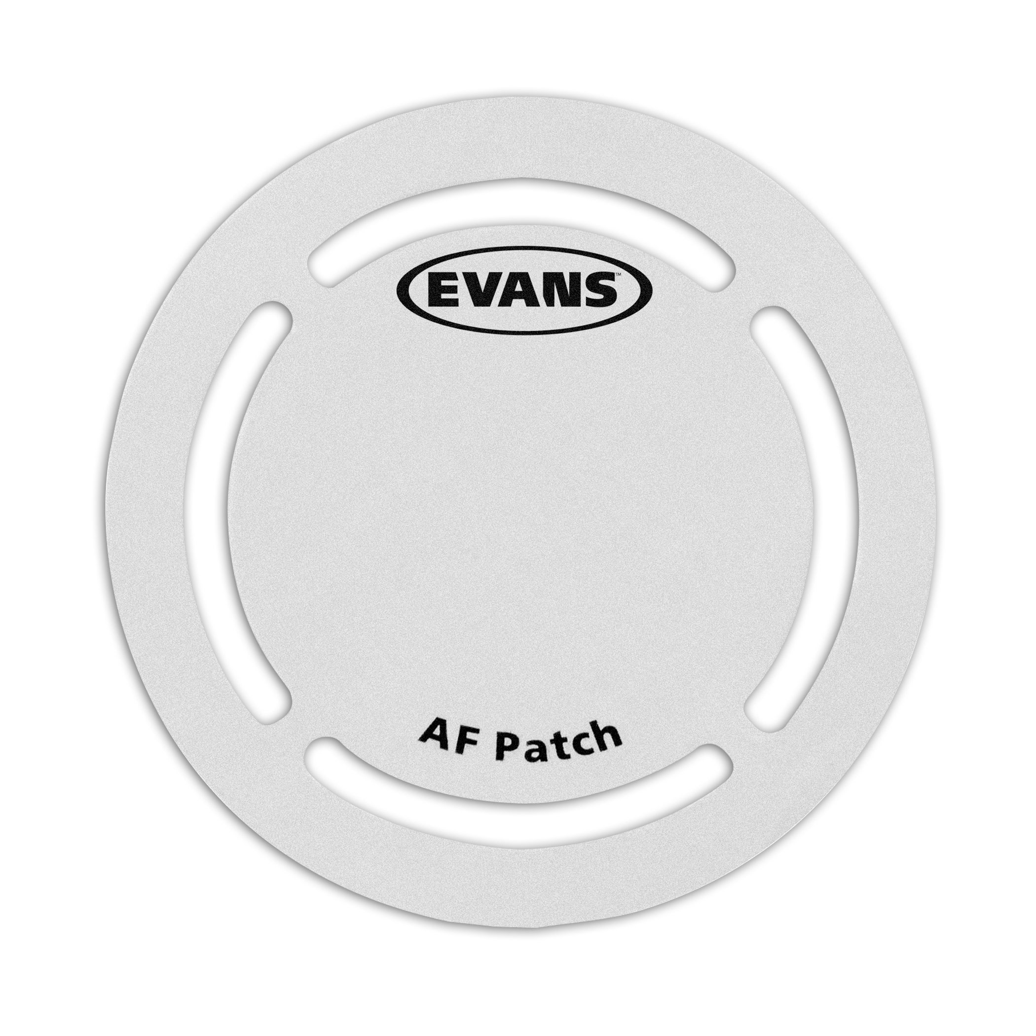 Evans Aramid Fiber Bass Patch - 2 Pack