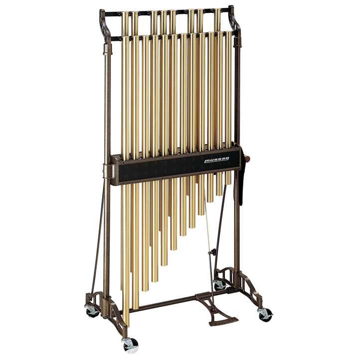 Musser Symphonic Series 1.5 Octave Brass Chimes