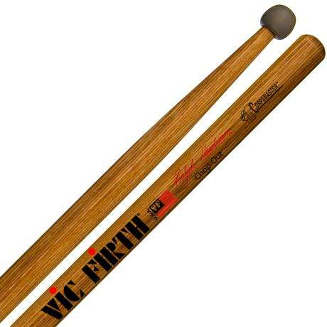 Vic Firth SR2CO Ralph Hardimon Corpsmaster Chop-Out Signature Practice Sticks