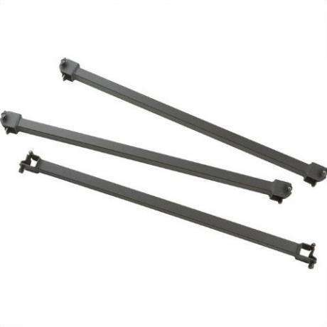 Adams Set of 3 200cm Fixed Crossbars