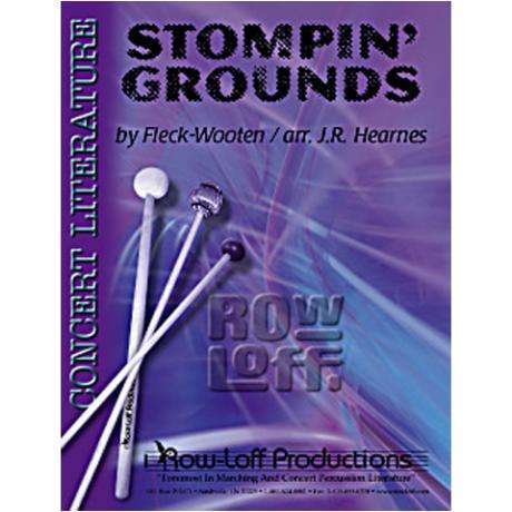 Stompin' Grounds by Bela Fleck arr. Hearnes