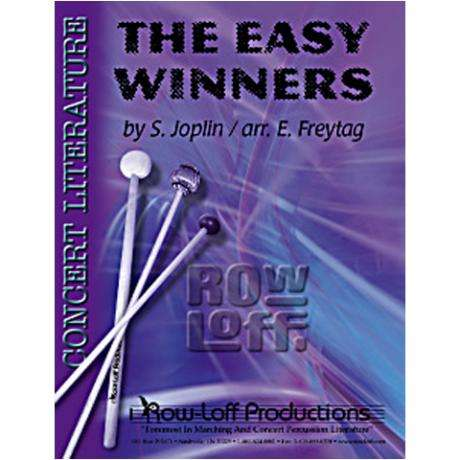 The Easy Winners by Scott Joplin arr. Freytag