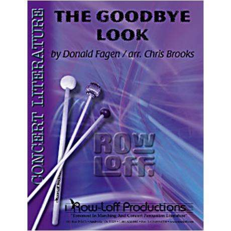 The Goodbye Look by Donald Fagen arr. Brooks