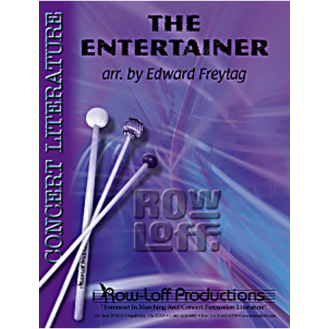 The Entertainer by Scott Joplin arr. Freytag