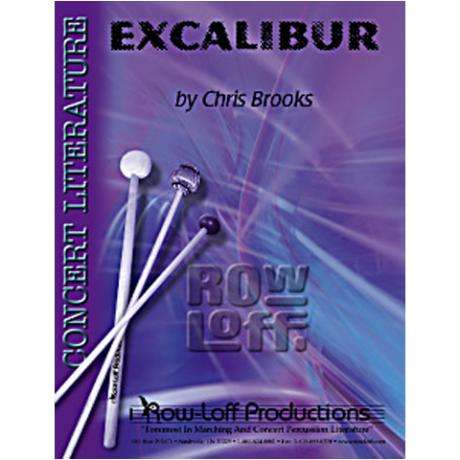 Excalibur by Chris Brooks