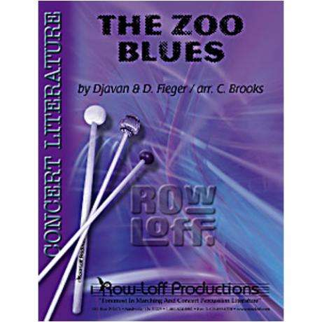 The Zoo Blues by Djavan & Doug Fieger arr. Brooks