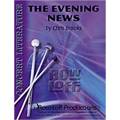 The Evening News by Chris Brooks