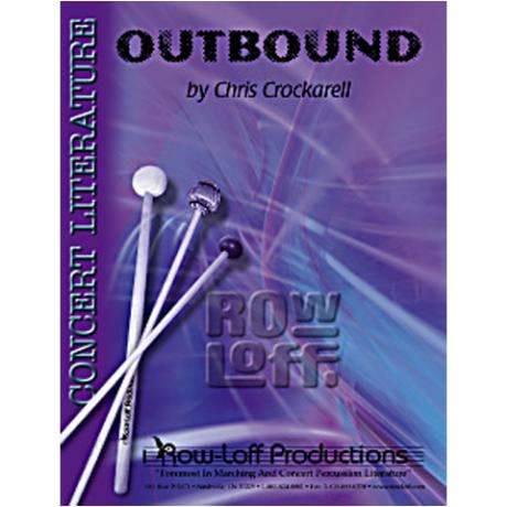 Outbound by Chris Crockarell