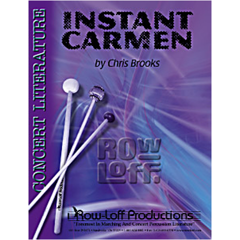 Instant Carmen by Bizet arr. by Chris Brooks