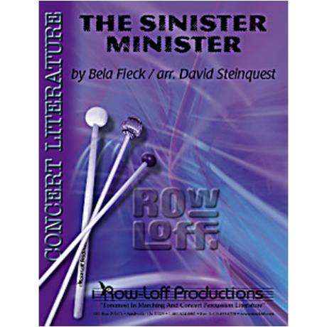 Sinister Minister by Bela Fleck arr. Steinquest