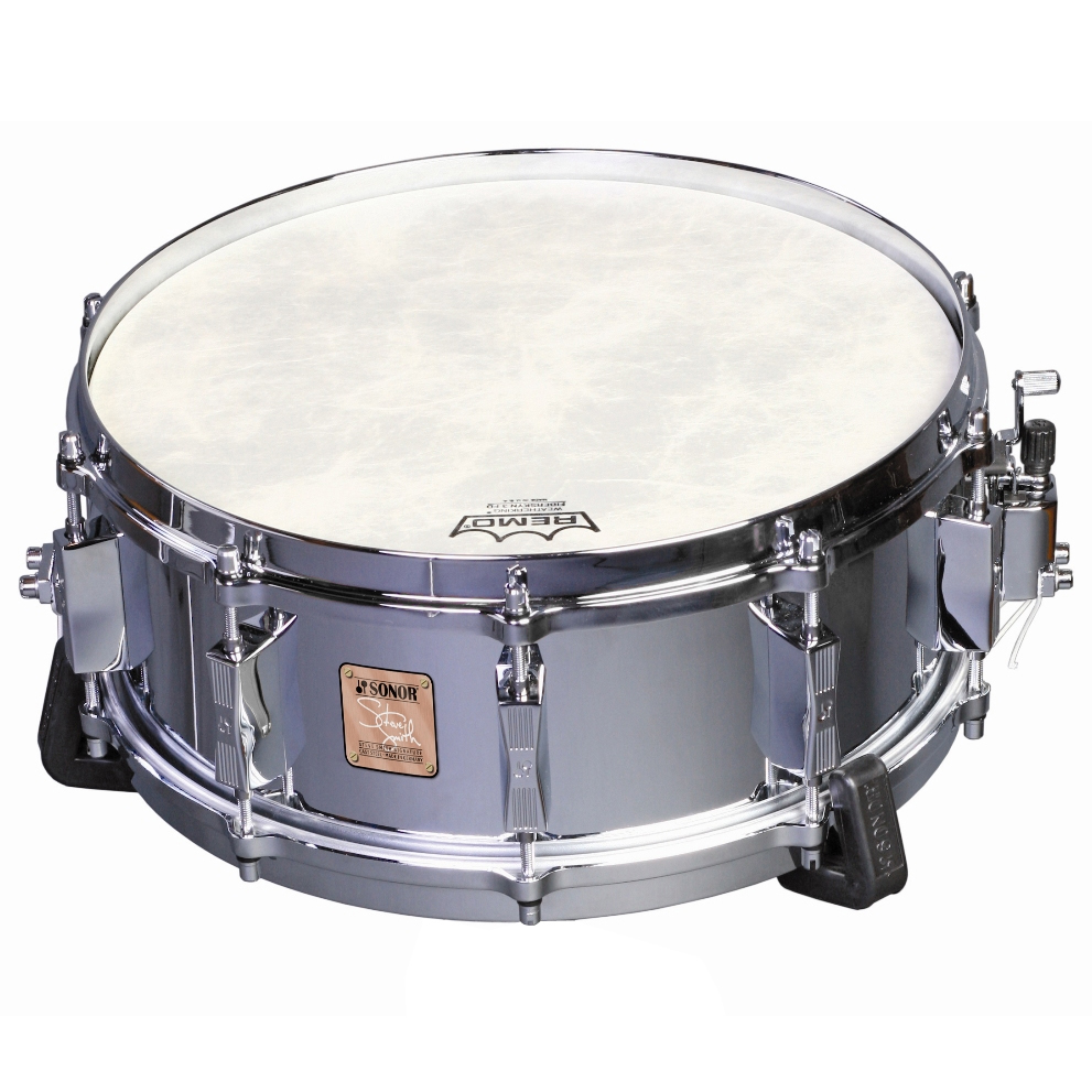 "Sonor 5"" x 14"" Steve Smith Signature Snare Drum"