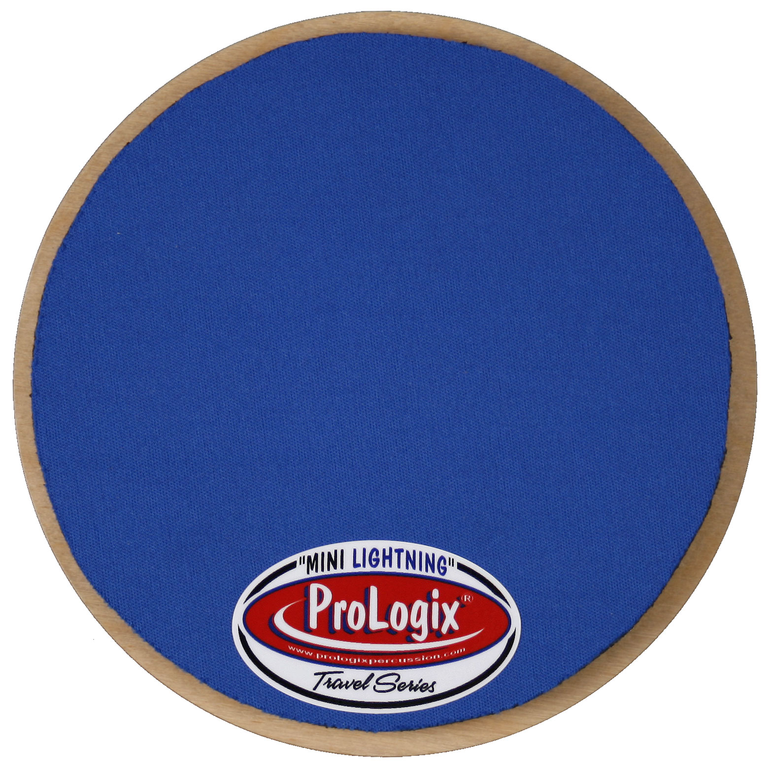"ProLogix 6"" Mini Blue Lightning Practice Pad"